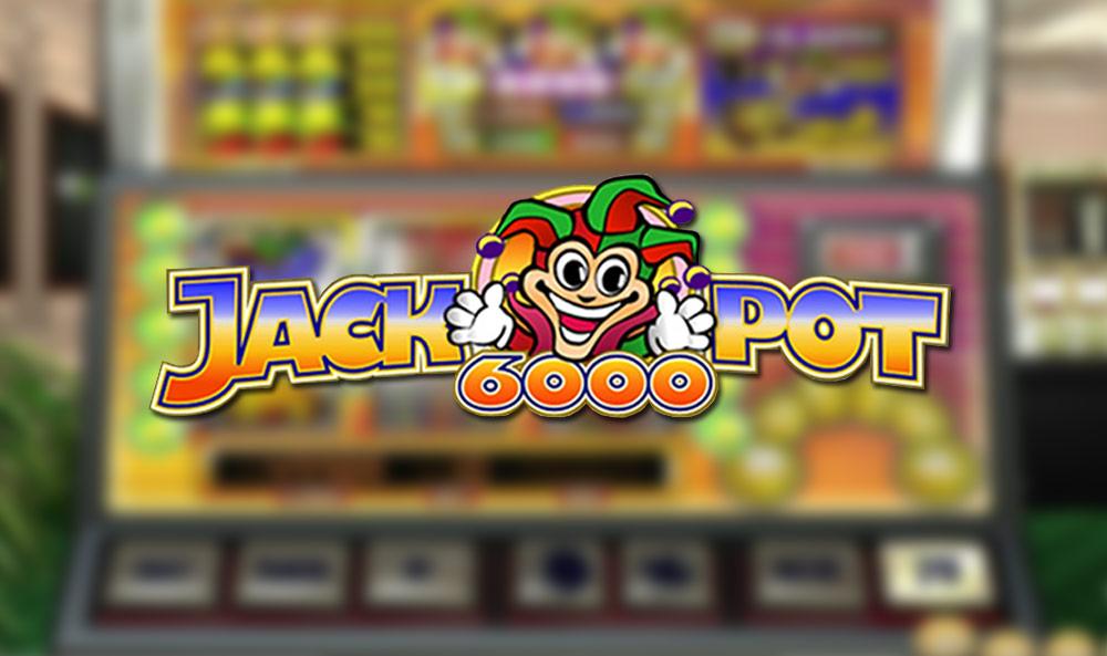 Jackpot 6000 fruitkast