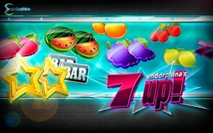 7 UP! fruitkast