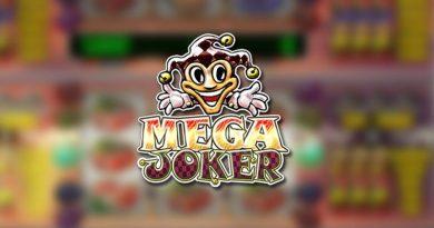 Mega Joker Jackpot Netent