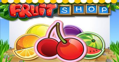 fruit shop netent