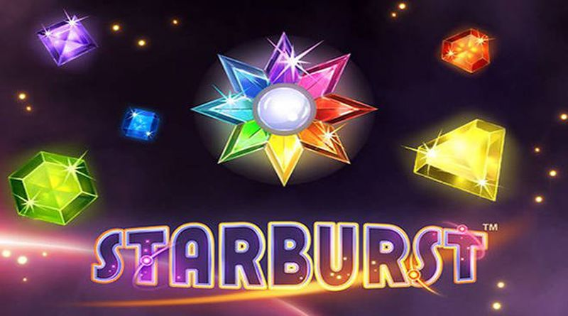 Starburst videoslot NetEnt bij online casino's