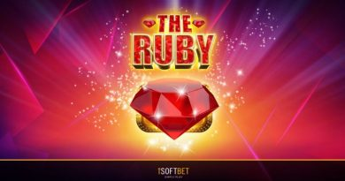 The Ruby iSoftBet