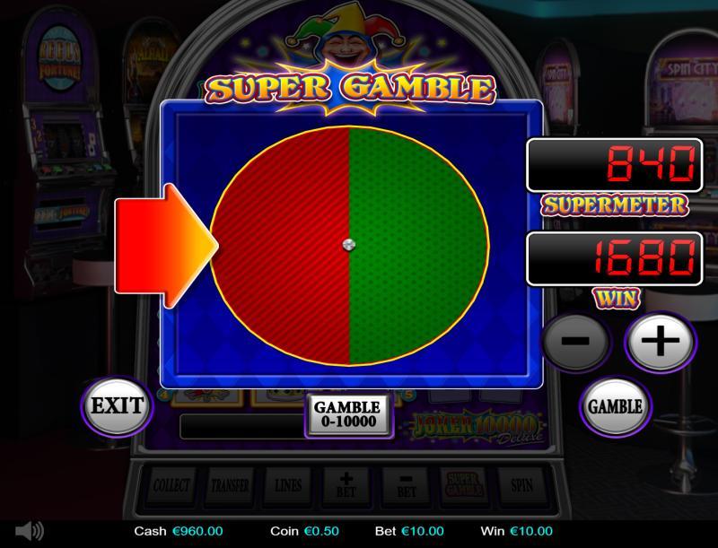 super gamble functie