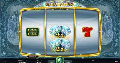 Diamond Empire gokkast Microgaming
