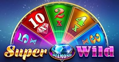 Super Diamond Wild iSoftBet