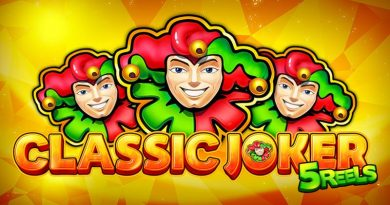 Classic Joker 5 Reels Stakelogic