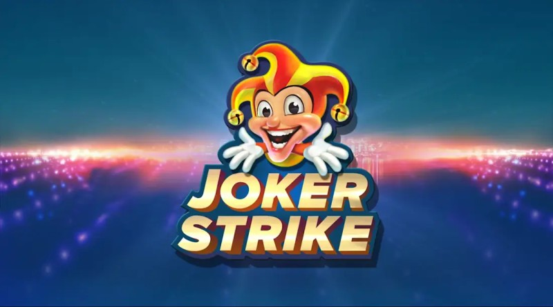 Joker Strike gokkast Quickspin