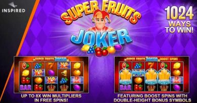 Super Fruit Joker gokkast SG Digital
