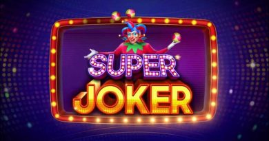 Super Joker slot logo