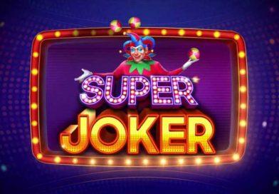 Super Joker slot logo