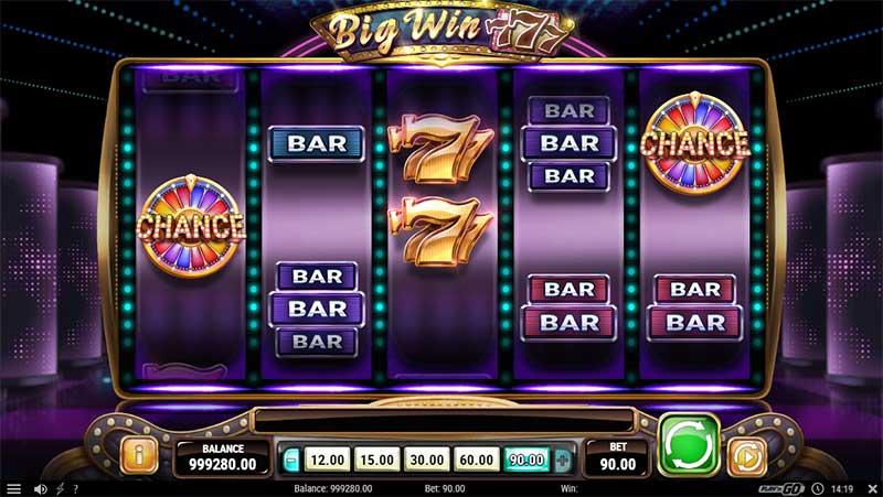 Big Win 777 screenshot