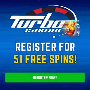 Turbo Casino videoslots