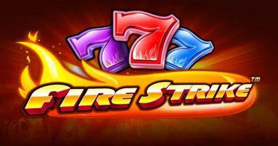 Fire Strike Pragmatic Play