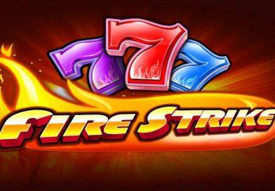 Fire Strike gokkast