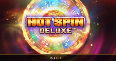 Hot Spin Deluxe iSoftbet