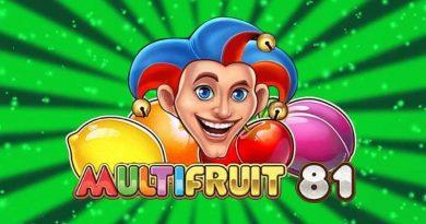 Multifruit 81 Play n Go