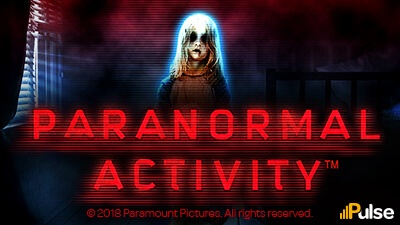Paranormal Activity iSoftBet