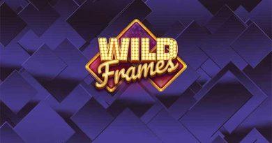 Wild Frames gokkast Play'n GO