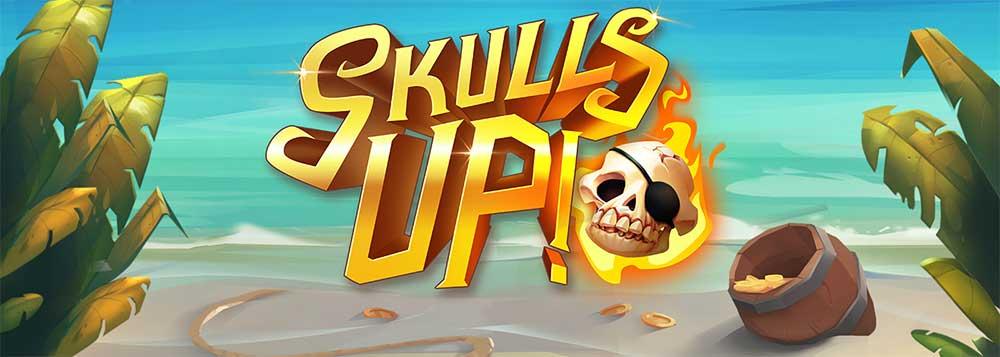 Skulls Up gokkast Quickspin