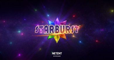 beste online gokkast: Starburst