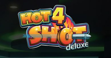 Hot4Shot Deluxe gokkast Stakelogic