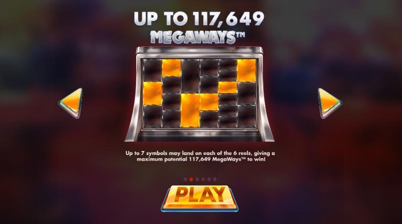 Megaways™ gokkasten