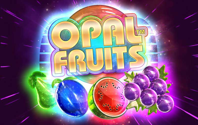 Opal Fruits Big Time Gaming