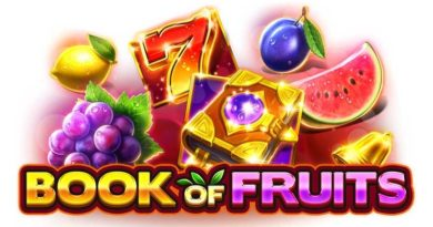 Book of Fruits Amatic