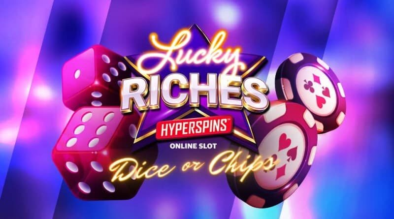Lucky Riches Hyperspins gokkast Microgaming