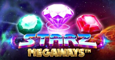 Starz Megways gokkast Pragmatic Play