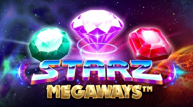 Starz Megways gokkast Pragmatic Play