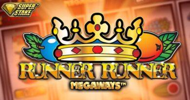 Runner Runner Megaways Stakelogic