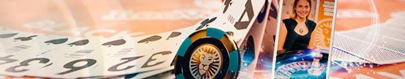 Leovegas live casino bonus