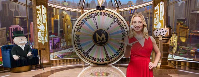 Monopoly live Unibet Casino