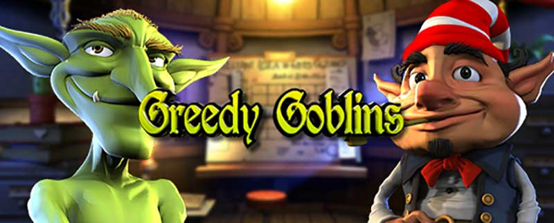 Greedy Goblins gokkast Betsoft Gaming