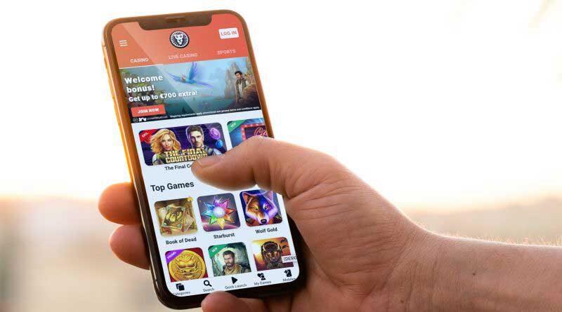LeoVegas.com Mobile