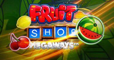 Fruit Shop Megaways NetEnt