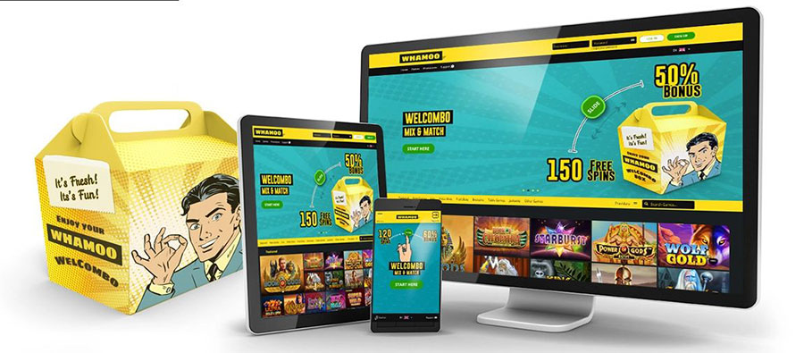 Whamoo Casino mobiel